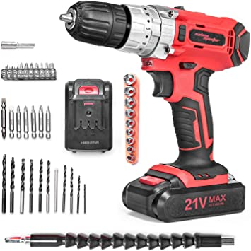 SALEM MASTER Cordless drill driver featured image 1