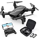DEERC D20 Mini Drone for Kids with 720P HD FPV Camera Remote Control Toys Gifts for Boys Girls with Altitude Hold…