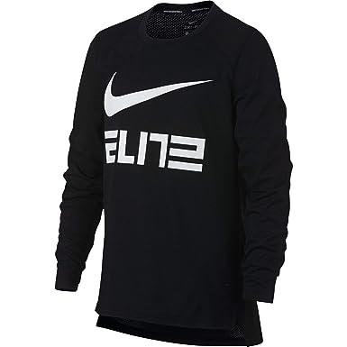 3c0b1abee999 Amazon.com  Nike Boy s Dry Elite Basketball Top  Clothing