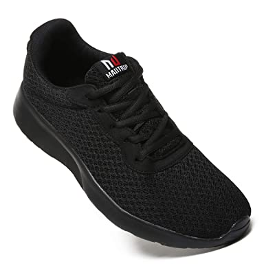 MAITRIP Mens Lightweight Breathable Mesh Running Sneakers (Size:US7-US14) | Tennis & Racquet Sports