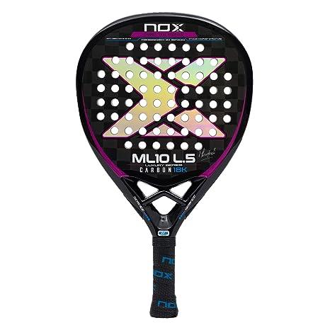 NOX Pala de pádel ML10 Luxury L.5 Carbon 18K by Miguel Lamperti ...