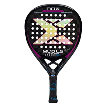 Nox ML10 Luxury L5 Carbon 18k Palas, Adultos Unisex, Negro, 375: Amazon.es: Deportes y aire libre