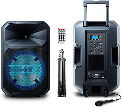 Ion Audio Total PA Max Speaker