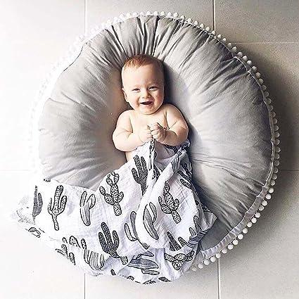 Amazon.com: Hiltow Kids Floor Pillow Seating Cushion Infant Seat ...