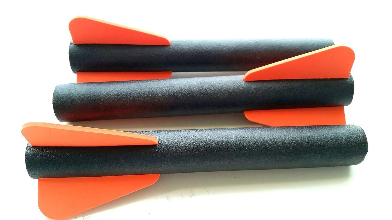 nuevo estilo Oficial Nerf grande Bad lazo – paquete paquete paquete de recambio de flecha – 3 flechas Colors puede variar  venta al por mayor barato