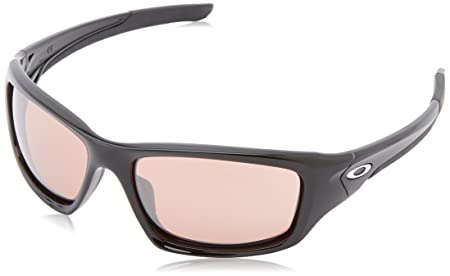 Oakley Valve Non-polarized Iridium Rectangular Sunglasses Lamps at amazon