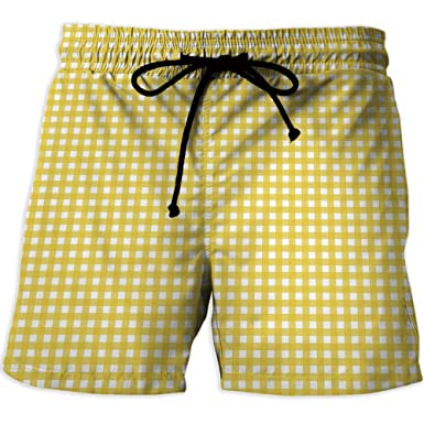 c59d18e9dbbdc Image Unavailable. Image not available for. Color: MOOCOM Men's Outdoor  Active Quick Dry Hiking Shorts,Checkered ...