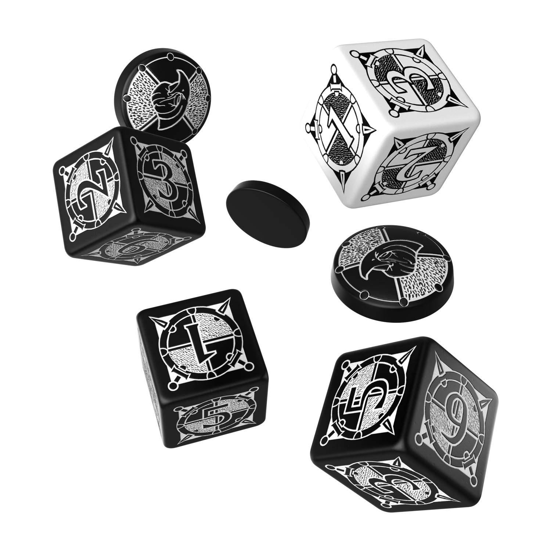 Q-workshop - Juego de fichas (SKIN05) [Importado]: Amazon.es: Juguetes y juegos