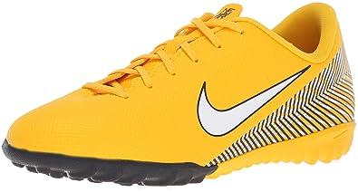cef893806 Nike Kids Soccer Neymar Jr. Mercurial Vapor XII Academy Turf Shoes (1  Little Kid