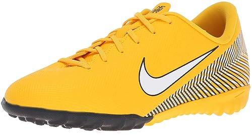 Nike Jr Vapor 12 Academy GS NJR TF, Zapatillas de fútbol Sala Unisex Niños: Amazon.es: Zapatos y complementos