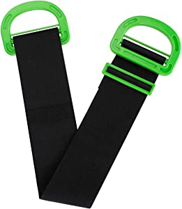 Luffa elves Adjustable Lifting Moving Straps, Lifting Belt, Heavy Lifting Belt Moving and Lifting System, Heavy Furniture Multifunctional Conveyor Belt, Boxes, mattresses, Construction (1)