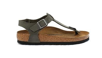 c1d72de4496f Birkenstock Sandalo Kairo BS Brushed Emerald Green 0147161 Taglia 36 -  Colore Verde Scuro