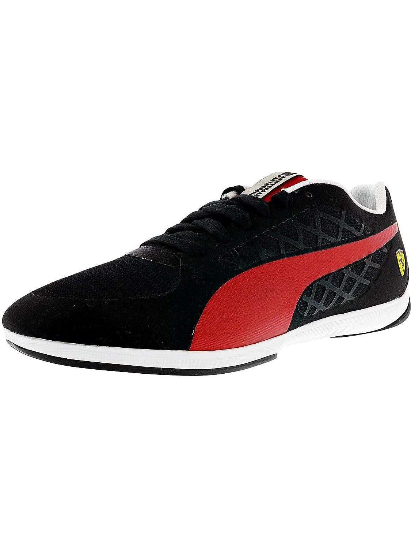 Puma Valorosso 2 Scuderia Ferrari Fashion Sneaker Shoe - Black Rosso Corcsa  - Mens - 9. 5  Buy Online at Low Prices in India - Amazon.in 5567ecfc9