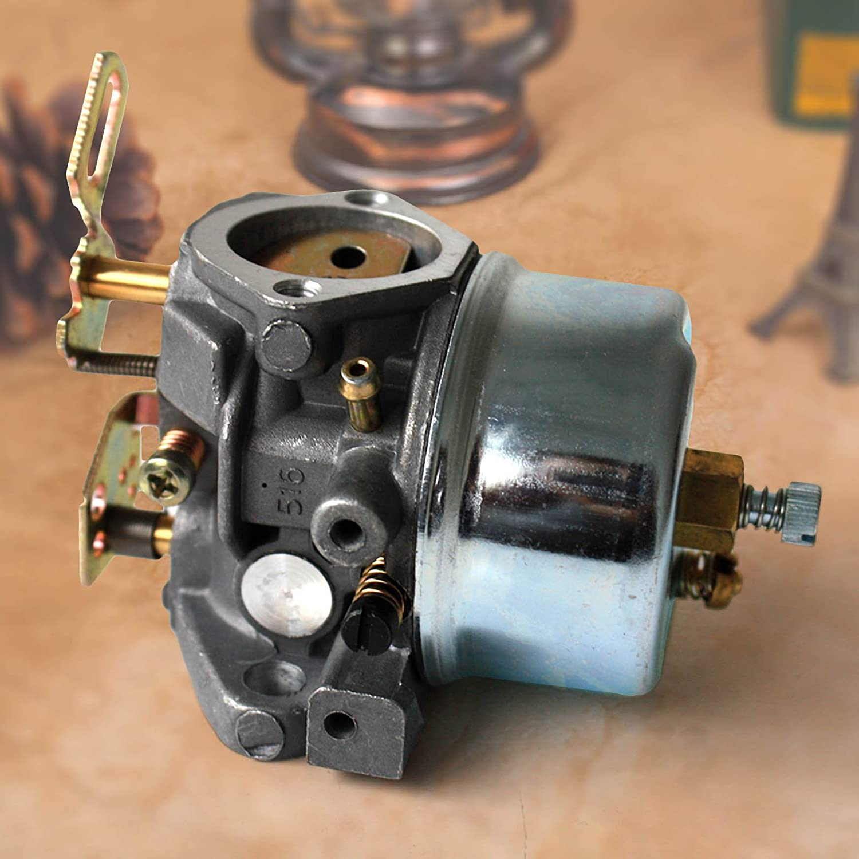 Carburetor Fits Tecumseh 632334a Hm70 Hm80 Hmsk80 Hmsk90 Engine Parts Diagram Related Images Carburetors Amazon Canada