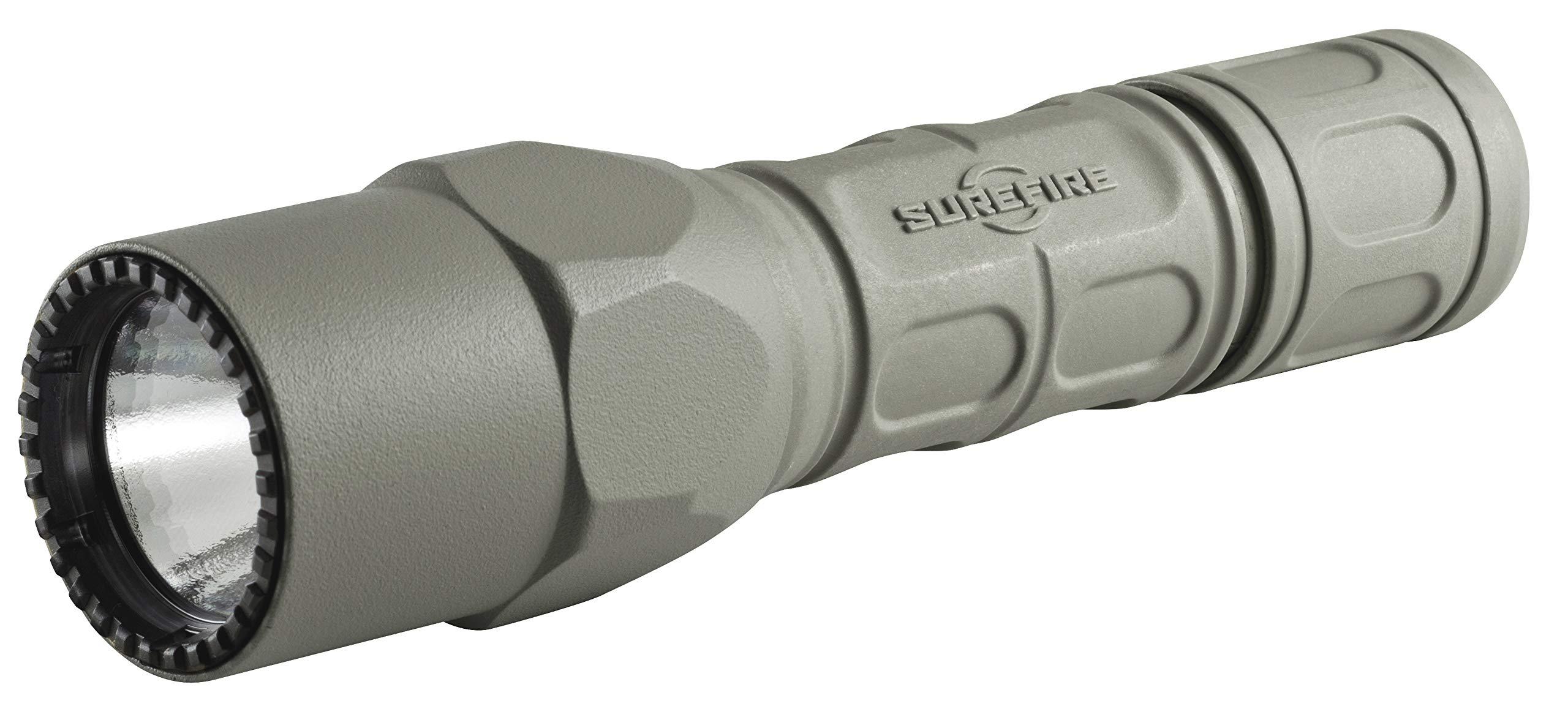 SureFire G2X Pro G2X Pro Dual-Output LED Flashlight with Click Switch, Foliage Green, Foliage Green