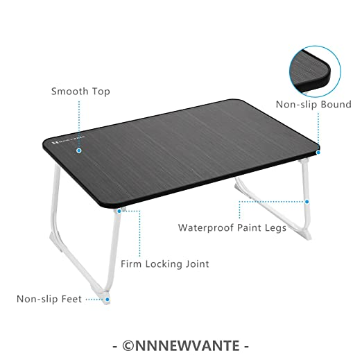 Tremendous Amazon Com Nnewvante Large Table Tray Laptop Bed Tray Uwap Interior Chair Design Uwaporg