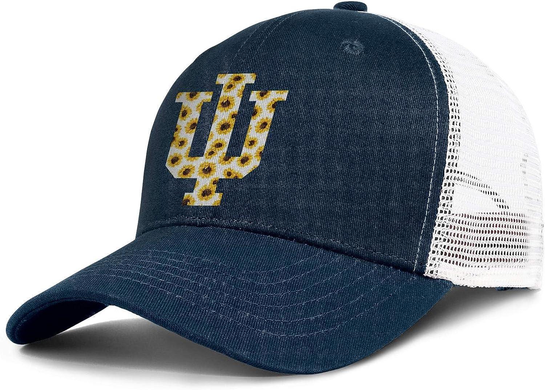 UHVAAAI Unisex Strapback Hats Adjustable Lightweight Hip Hop Hat