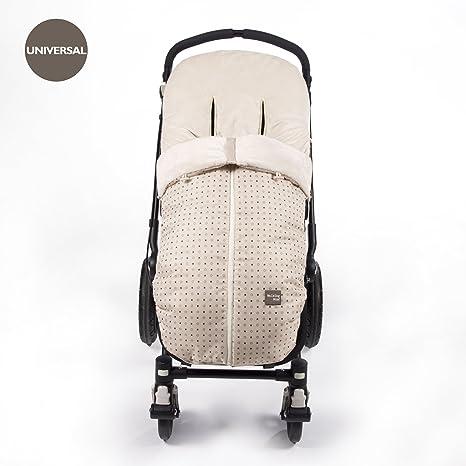 Walking Mum - Saco universal de invierno circus para silla de ...