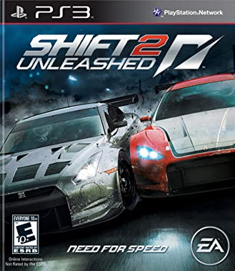 amazon shift 2 unleashed need for speed 輸入版 ps3 ゲーム