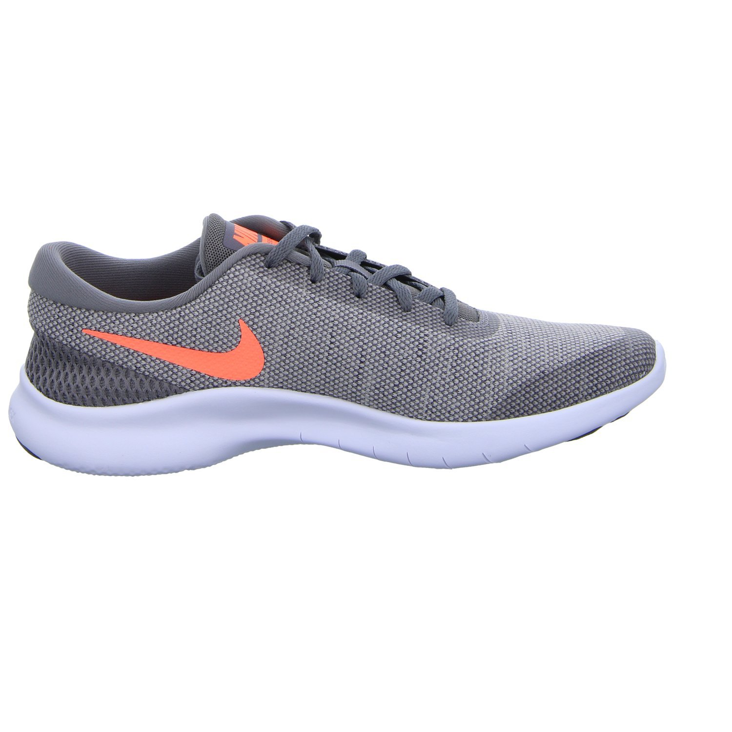 NIKE Women's Flex Experience 7 Running Shoe B075ZY6SSD 7.5 B(M) US|Gunsmoke/Crimson Pulse/Vast Grey White