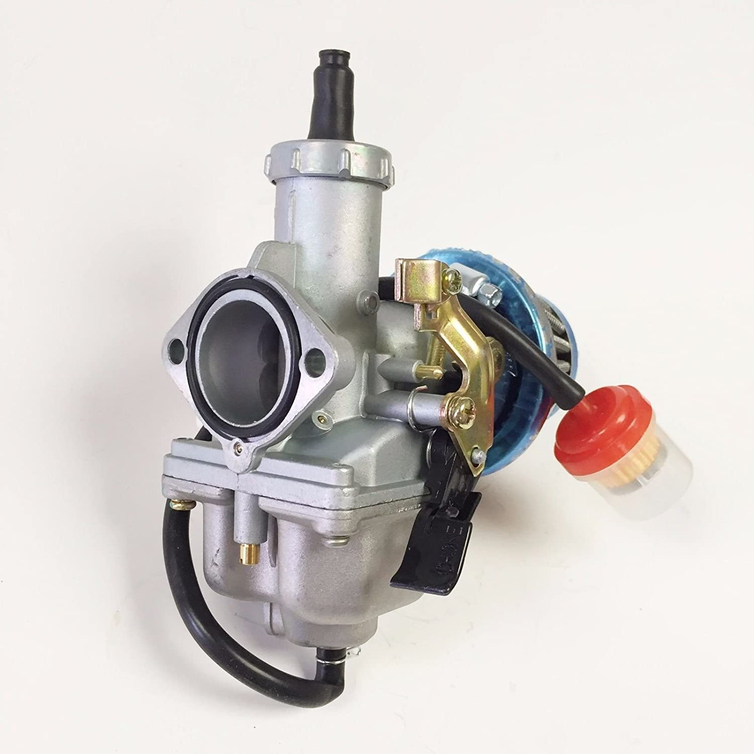 44mm PZ30 Air Filter Carburetor 200cc 250cc Dirt Bike ATV