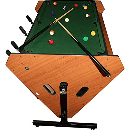 3eb340155bc Image Unavailable. Image not available for. Color  Trademark 3-in-1  Rotating Table Game ...