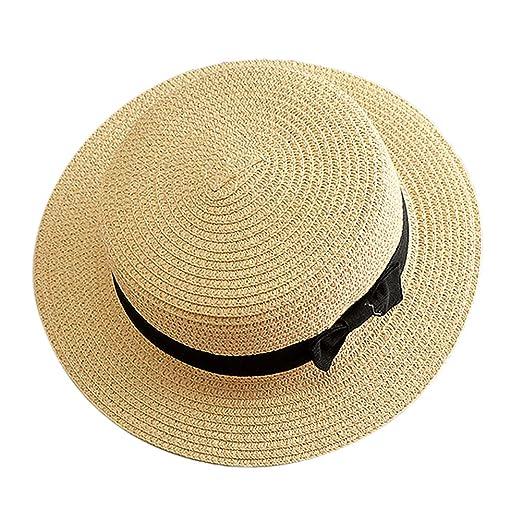 aab7b2b4905 Hinmay Womens  Straw Hat
