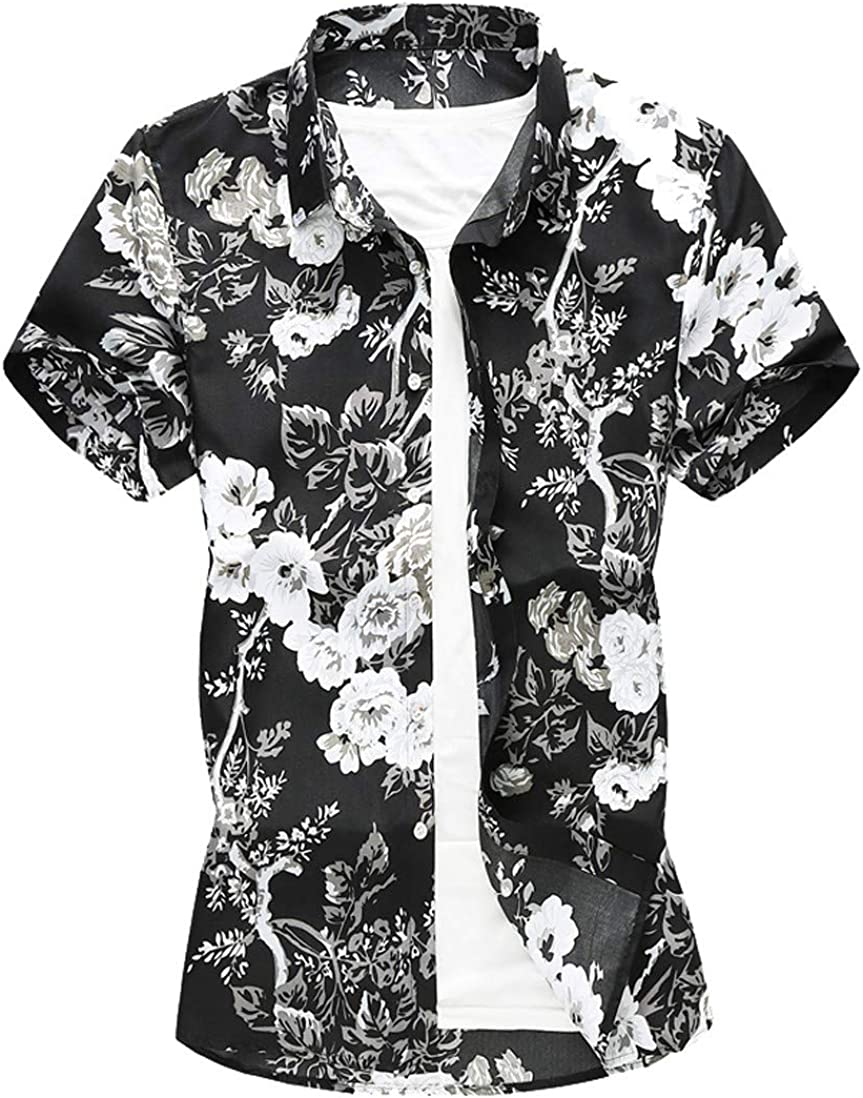 Eolgo Fashion Mens Solid V Neck T Shirts Short Sleeve Sports Fitness Tees Summer Casual Camiseta