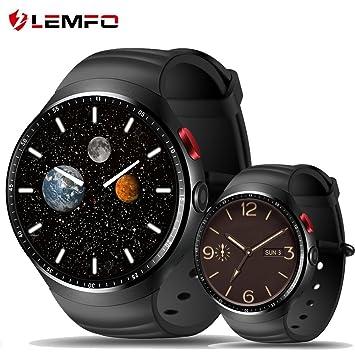 Reloj inteligente Lemfo les13G, Android 5.1, 1GB, DDR3