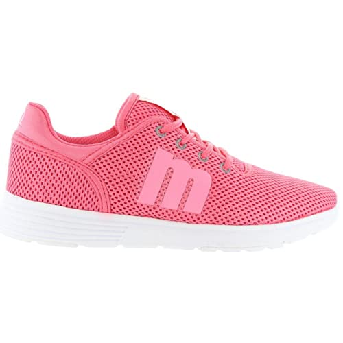8c86d47e0a MTNG Zapatillas Deporte de Mujer 69562 C14805 Panal Fucsia Talla 39   Amazon.es  Zapatos y complementos
