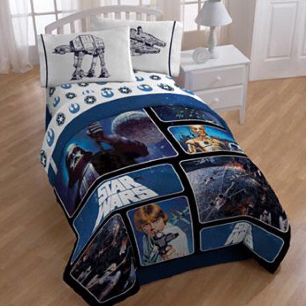 star wars bedroom set. Star Wars Saga Classic Bedding Set  for Kids