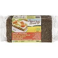 BAUERNBROT Organic Sunflower Seed Bread Germany, 500g