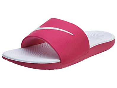 1c3c191ca2d9 Nike Girls  Kawa Slide (GS PS) Bathing Sandals Multicolour Size  3 ...