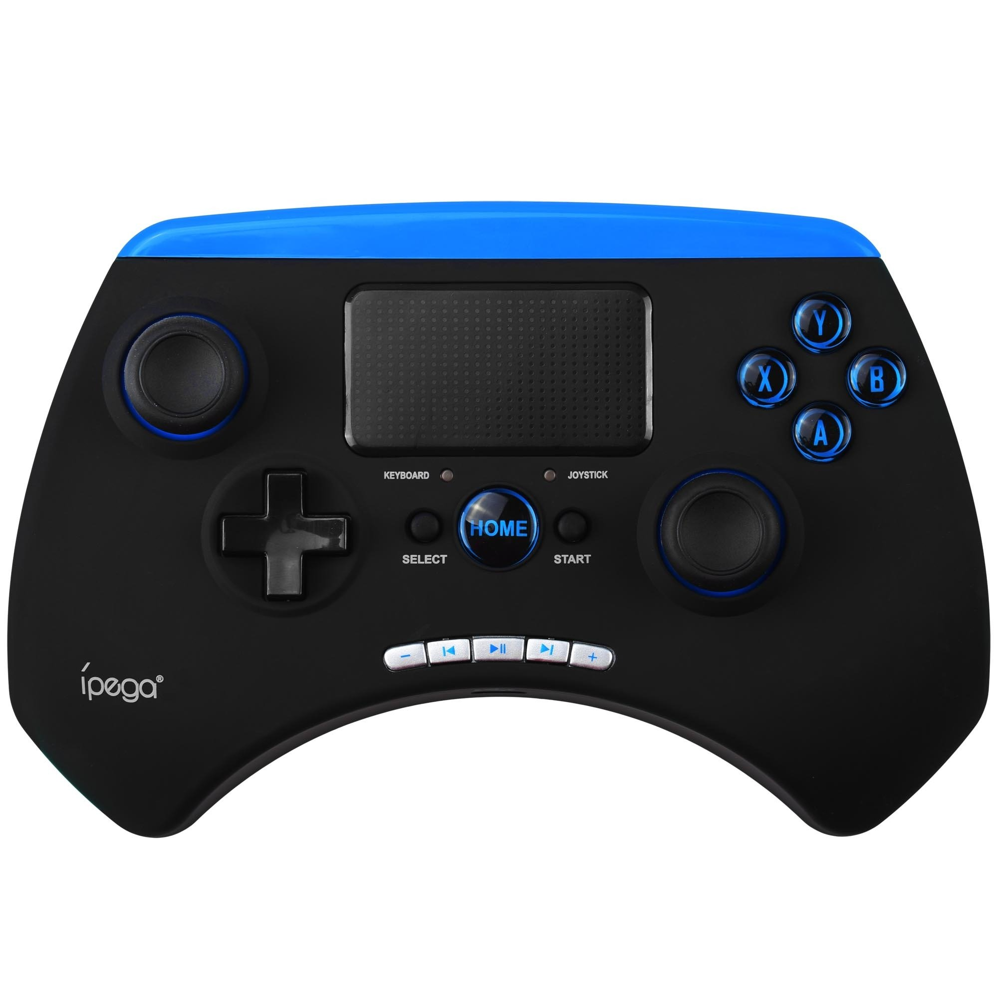 iPEGA PG-9028 Wireless Bluetooth Game Controller Gamepad With Touch Pad for Samsung Galaxy Note HTC LG Android Tablet PC