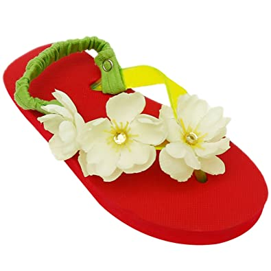5cd6f7bcca9cd D chica Fancy Rubber Hawaiian Beach Flip Flops for Girls  Buy Online at Low  Prices in India - Amazon.in