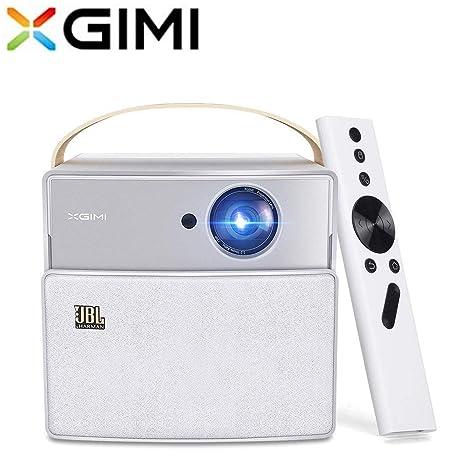 Amazon.com: XGIMI CC Mini Projector Portable 350 ANSI Lumen ...