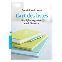 ART DES LISTES (L'), N.É.