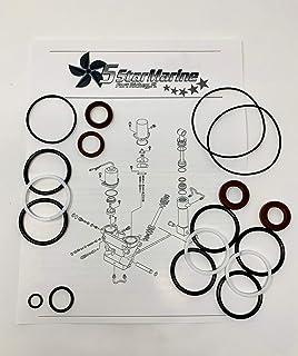 labwork Power Tilt Trim Motor Fit for Yamaha F225 F250 LF200 LF225 LF250 2002-2009 60V-43880-00-00