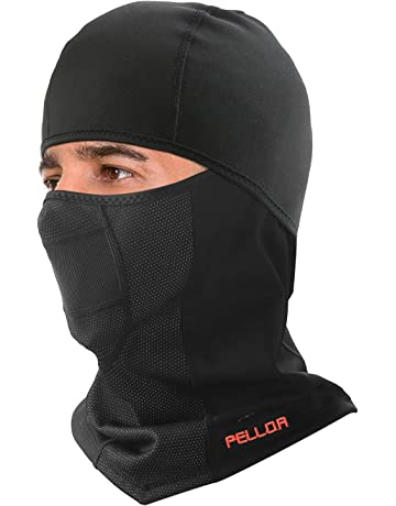 Sesto Senso Function Balaclava Full Face Mask for Motorcycle Ski Snowboard Bicycle Windproof Winter Cap Thermal Base Layer