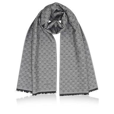 Moschino - Echarpe - Femme gris gris Taille unique  Amazon.fr ... 5e4f5bb16748