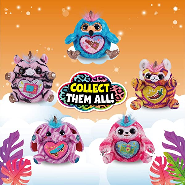 Rainbocorns Wild Heart Surprise Series 3 collectible surprise toy for kids