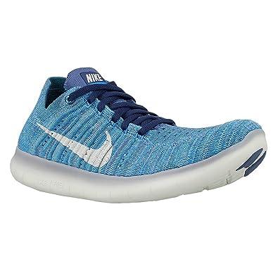2aefee1d978b Nike Women s Free Running Motion Flyknit Shoes