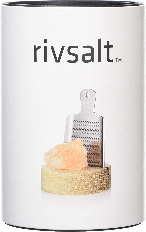 RIVSALT Bloque de sal para rallar