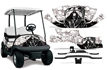 Amazon.com: 2008-2013 Club Car Precedent L2 AMRRACING ATV Graphics on amazon garden carts, amazon scooters, amazon beach carts,