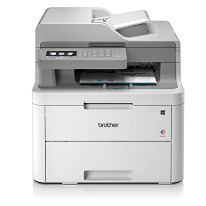 Brother dcp-l3550cdw Impresora multifunción 3 en 1 Laser|Couleur ...