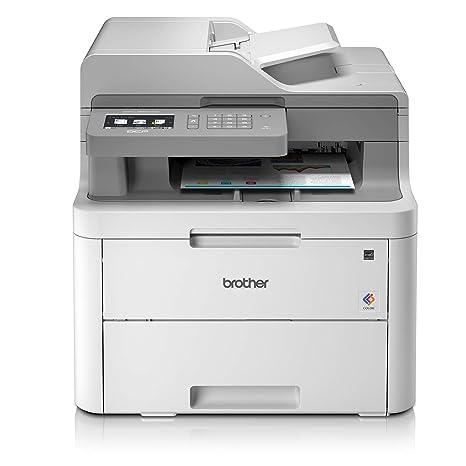 Brother dcp-l3550cdw Impresora multifunción 3 en 1 Laser ...