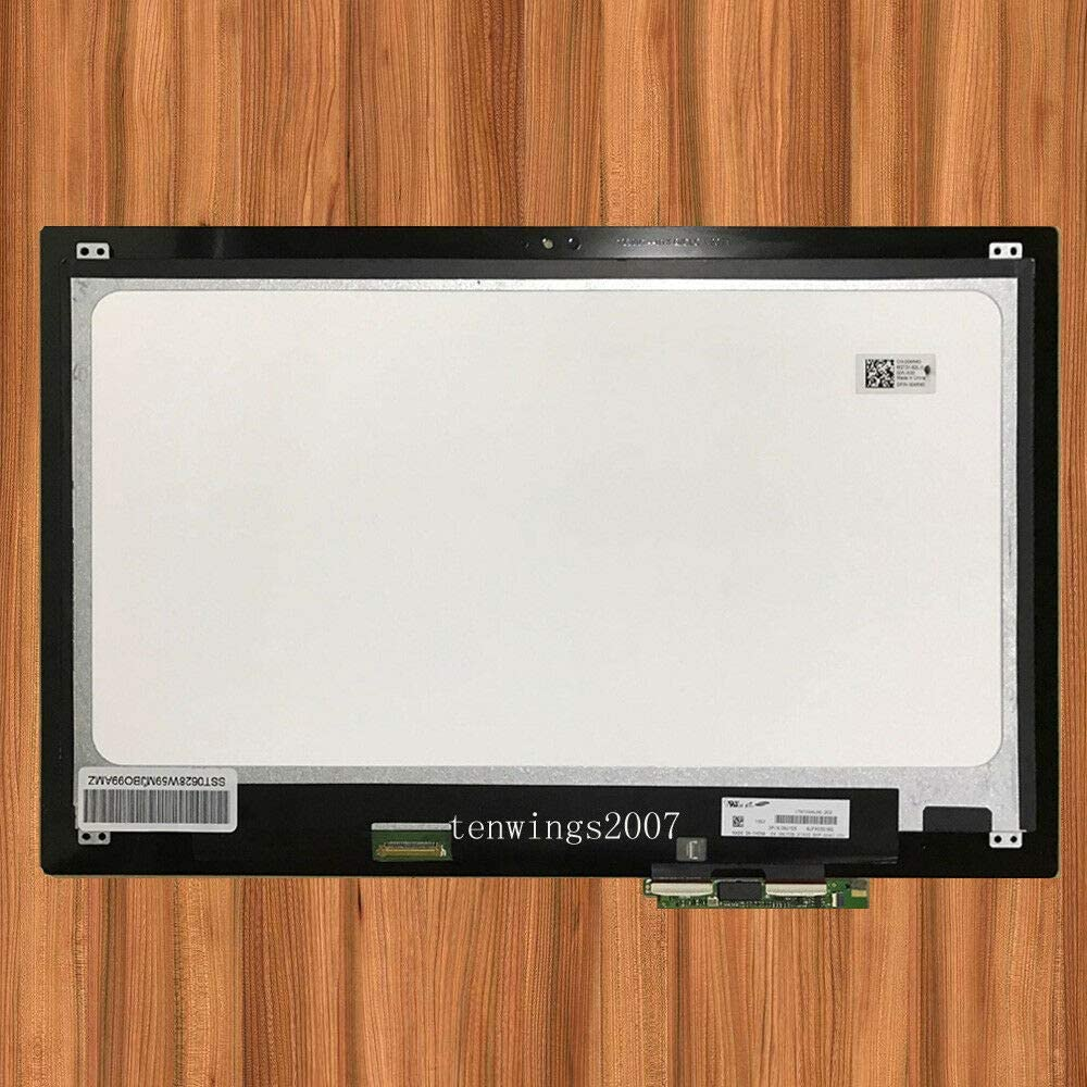 """15.6"""" FHD LCD Screen Display Touch Digitizer Assembly Fit DELL inspiron 7359 P57G"""