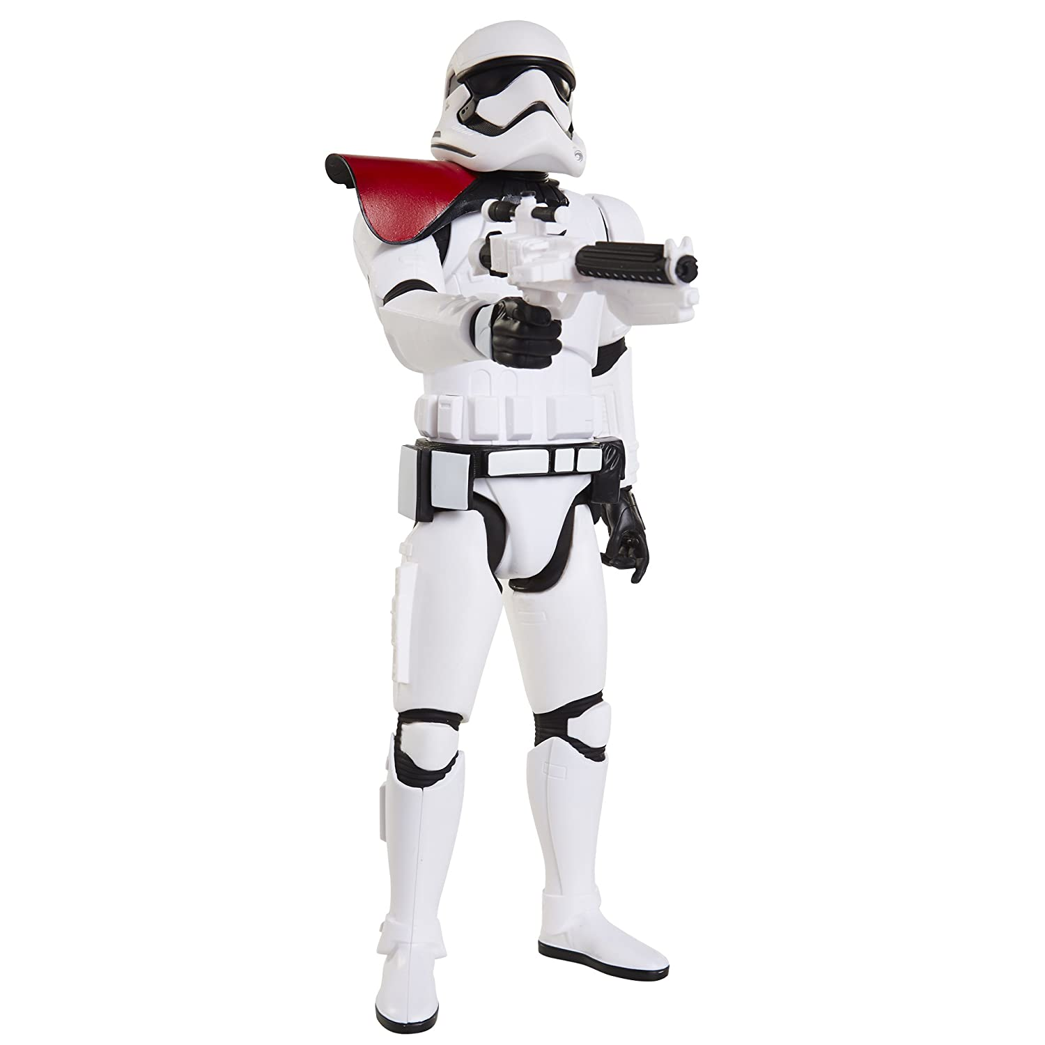 Star Wars Big Figs Episode VII 18 Red Pauldron Stormtrooper Action Figure