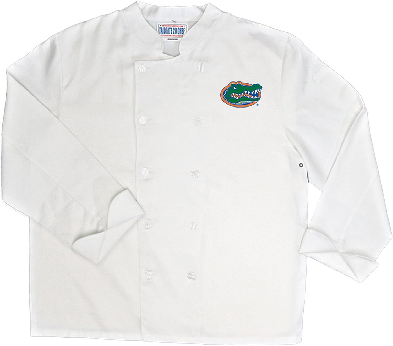 NCAA Classic Chef Coat