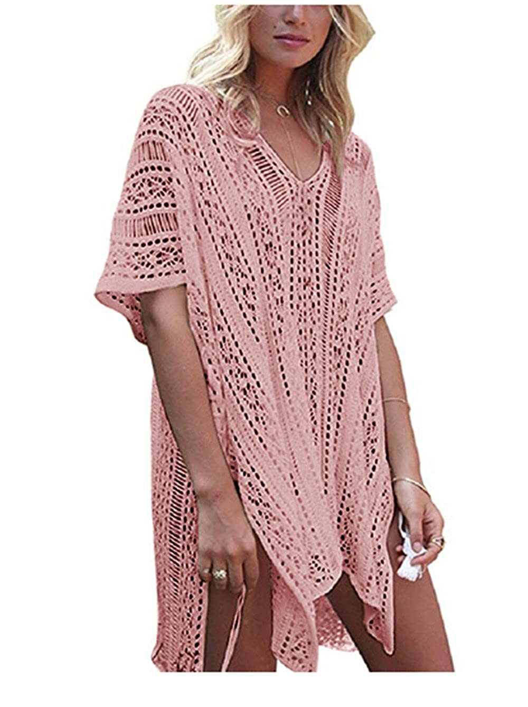 e3ee498e2c6b Online Cheap wholesale HARHAY Womens Oversize Beach Bikini Swimsuit Cover  up Swimwear Crochet Dress Cover-Ups Suppliers